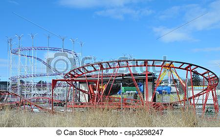 Picture of Old Orchard Beach Rides.