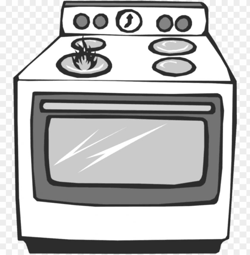 clip art gas oven clipart.