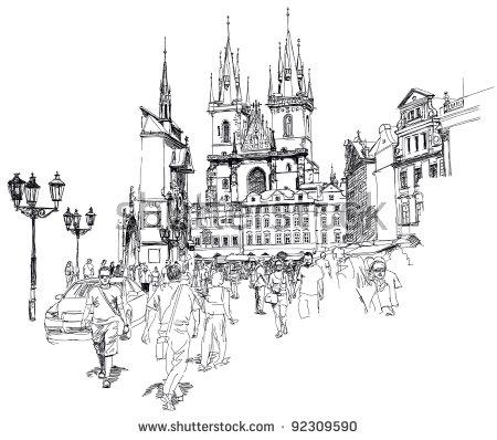 Old Palace Stock Vectors & Vector Clip Art.