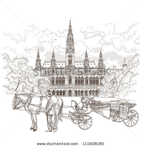Old palace clipart #16