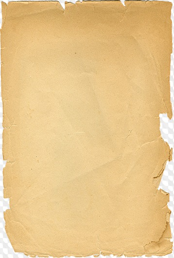 Old Paper PNG.