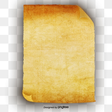 Old Paper PNG Images.