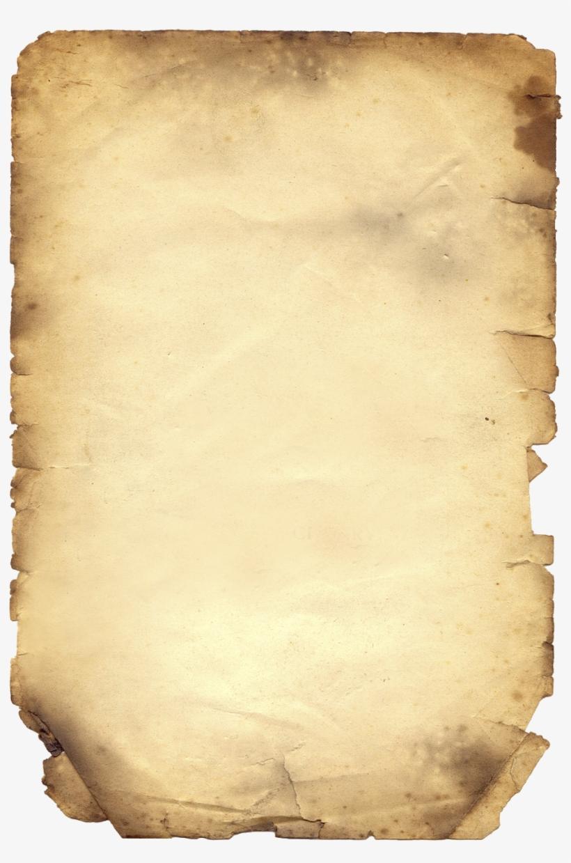 Old Parchment Paper Clipart.