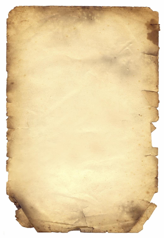 Parchment paper clipart - Clipground
