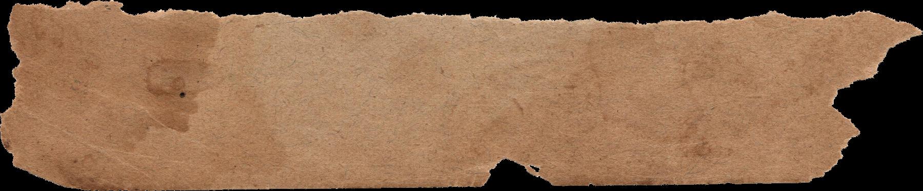 10 Torn Old Paper Banner (PNG Transparent).