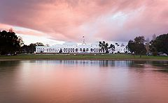 Old Parliament House, Canberra.