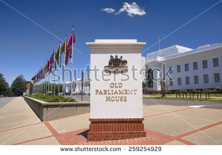 Parliament House Canberra Stock Photos, Royalty.