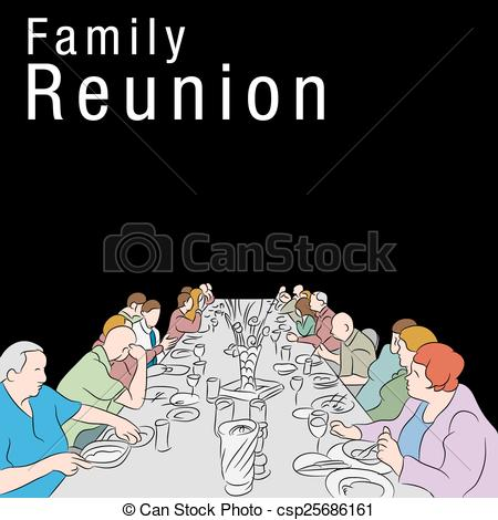 Family reunion Illustrations and Clipart. 384 Family reunion.