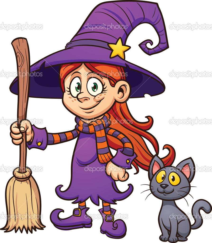 cute witch pictures.