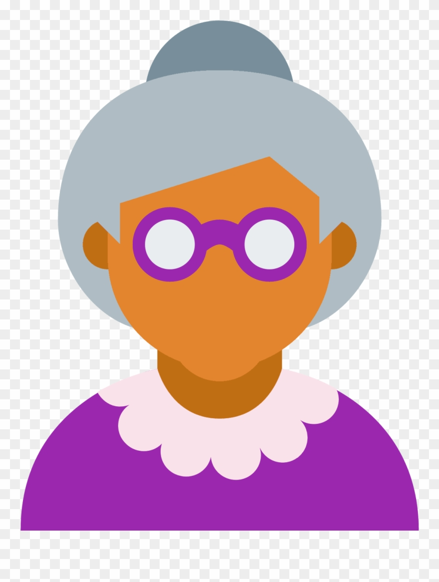 Grandparents Clipart Old Age Home.