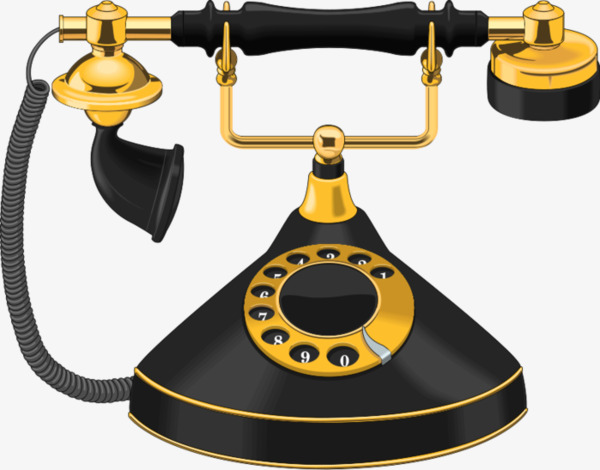Old phone clipart 5 » Clipart Station.