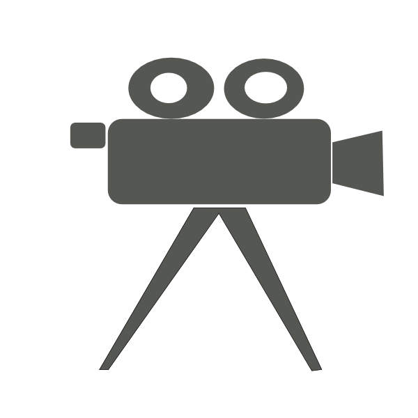 Video Camera Clip Art at Clker.com.