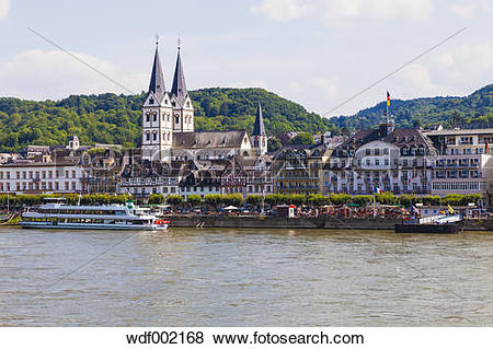 Pictures of Germany, Rhineland.