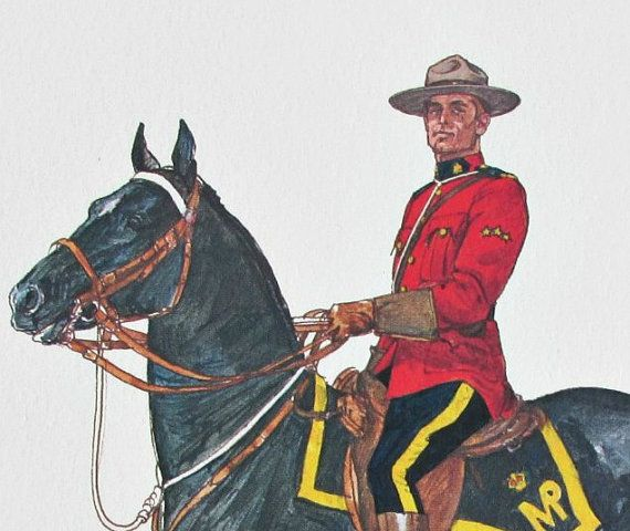 1000+ images about Royal Canadian Mounted Police on Pinterest.