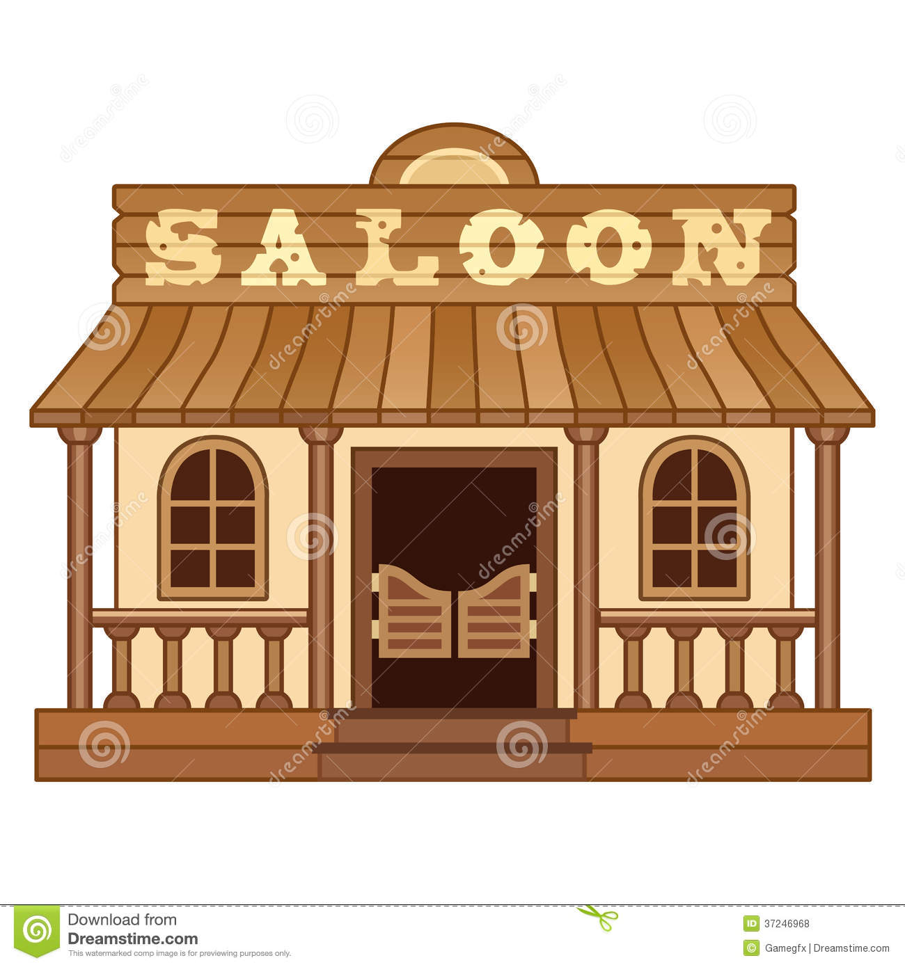 Saloon clipart clipground for Salon western