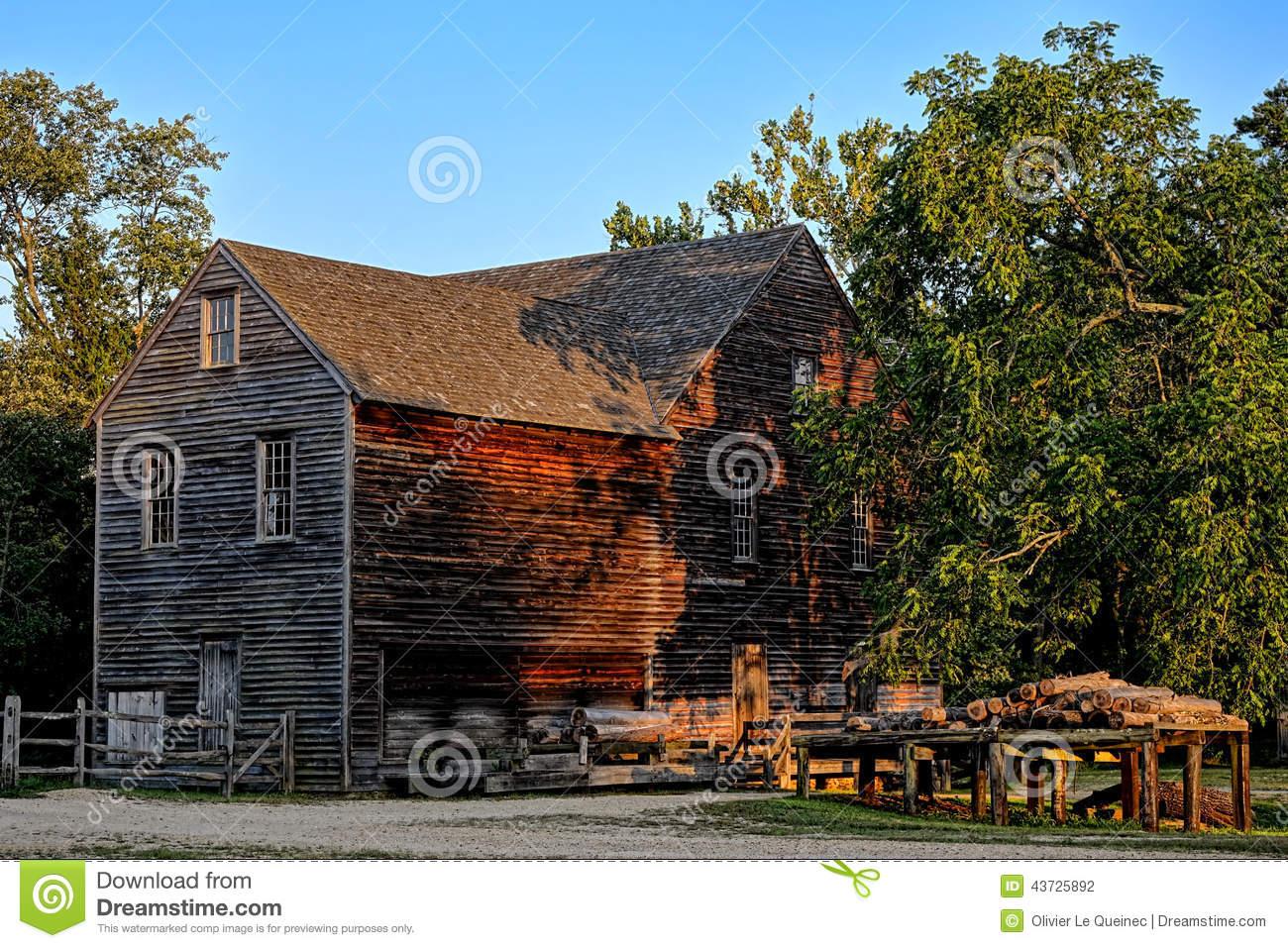 Sawmill Logs Clipart.