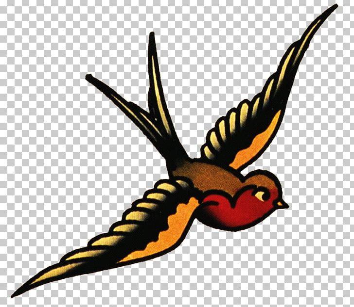 Swallow Tattoo Sailor Tattoos Old School (tattoo) Flash PNG.