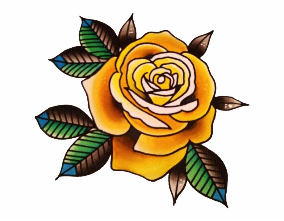 Flower Tattoo Resolution.