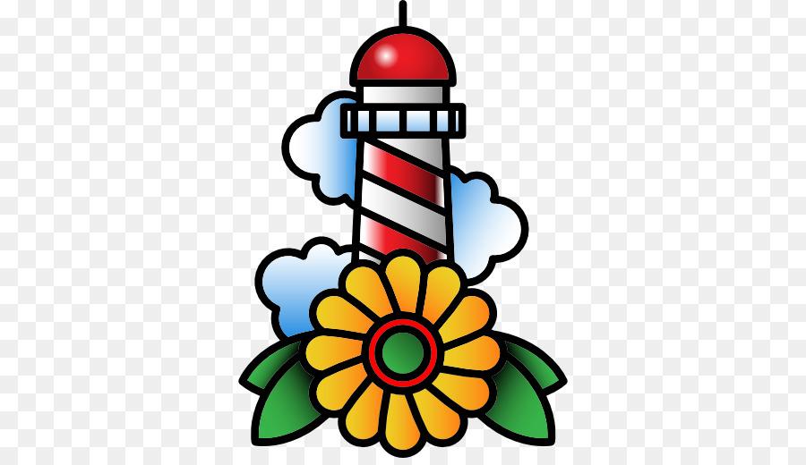 New School Tattoo png download.