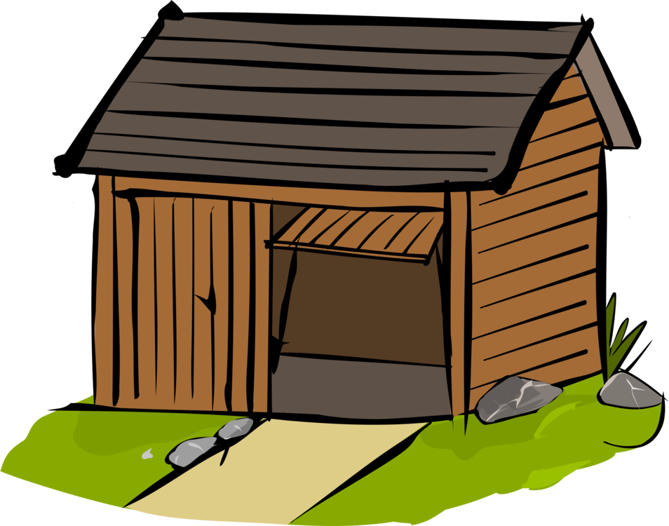 Collection of Shack clipart.