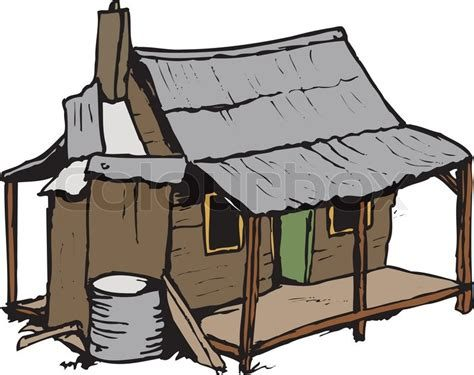 Old shack clipart » Clipart Portal.