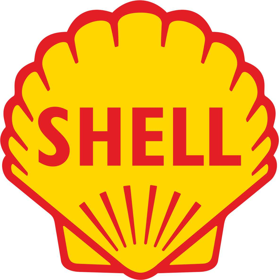 Shell Logo old shell logo.