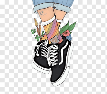 Vans Old Skool cutout PNG & clipart images.