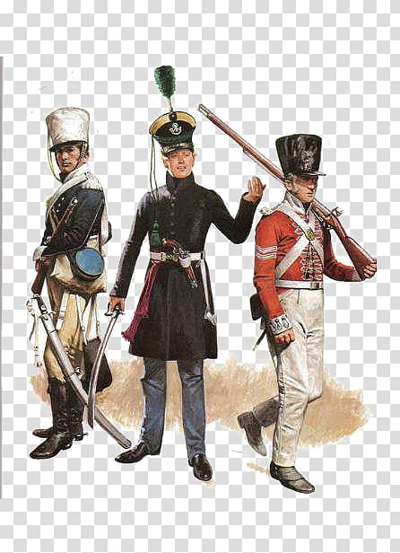 The British Army on Campaign (1): 1816u201353 Uniforms of.