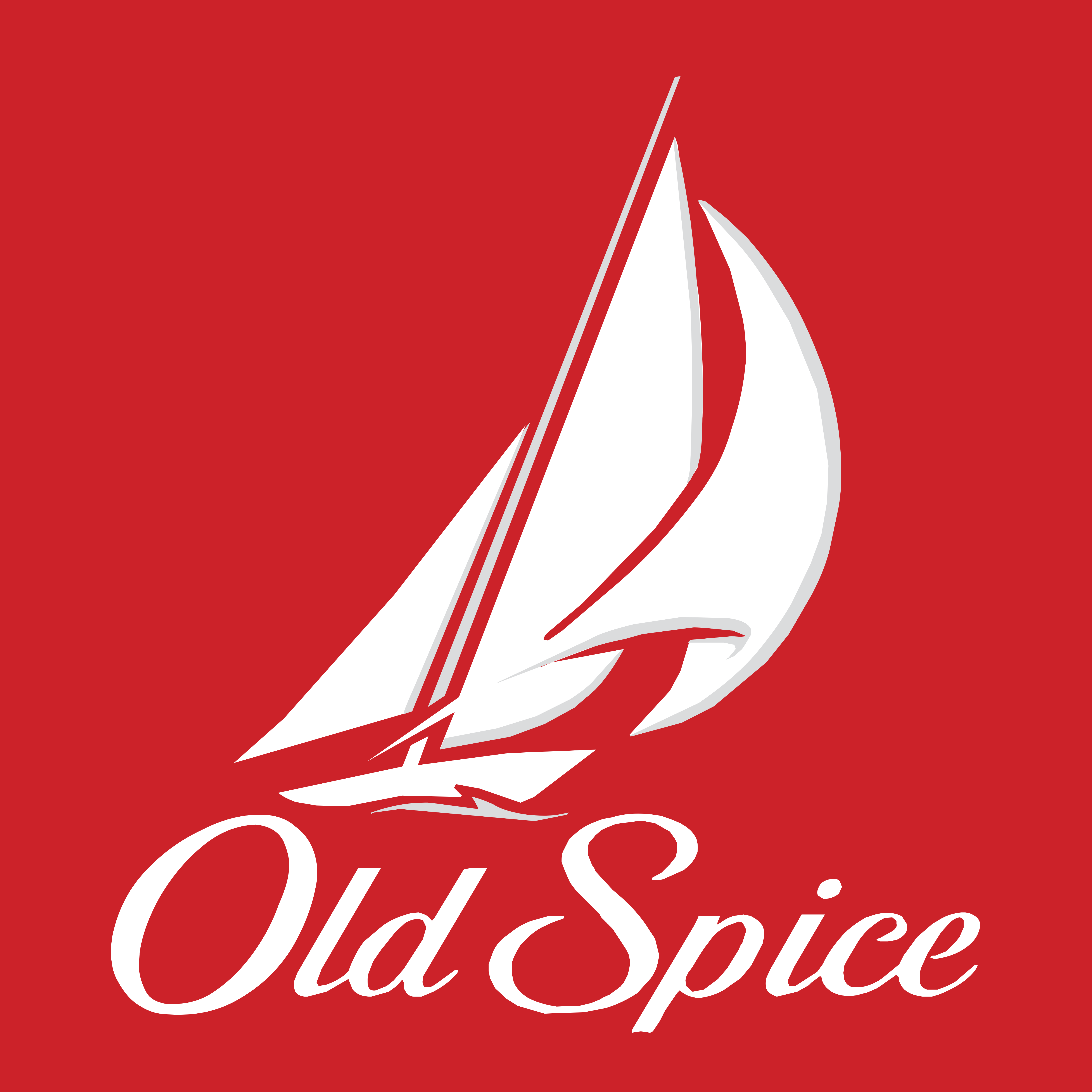 Old Spice.