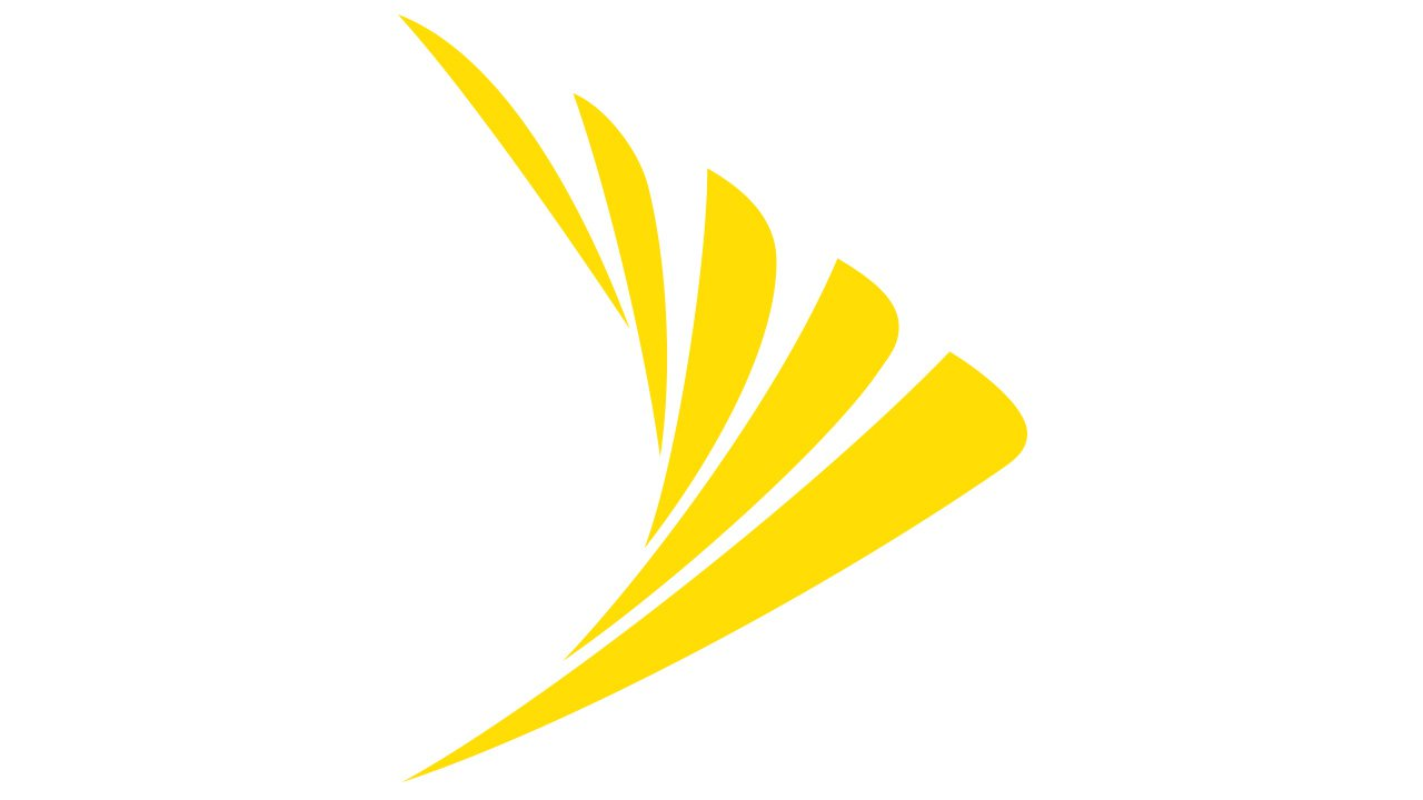 Meaning Sprint logo and symbol.