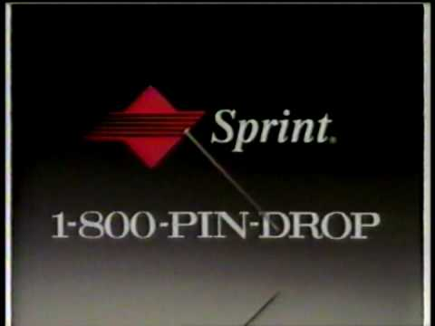 Sprint Commercial.