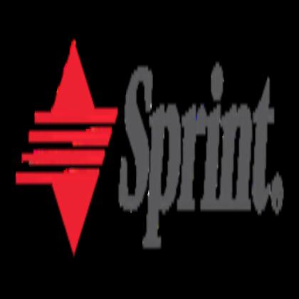 Sprint old logo.
