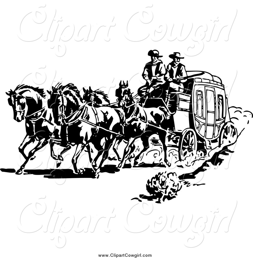 Stage Coach Clipart Clipground