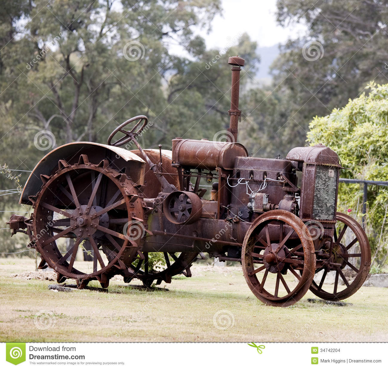 Old Steam Tractor Stock Photos, Images, & Pictures.