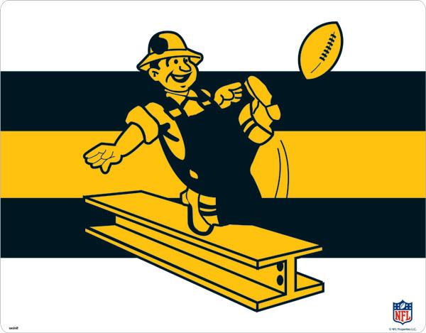 Steelers old Logos.