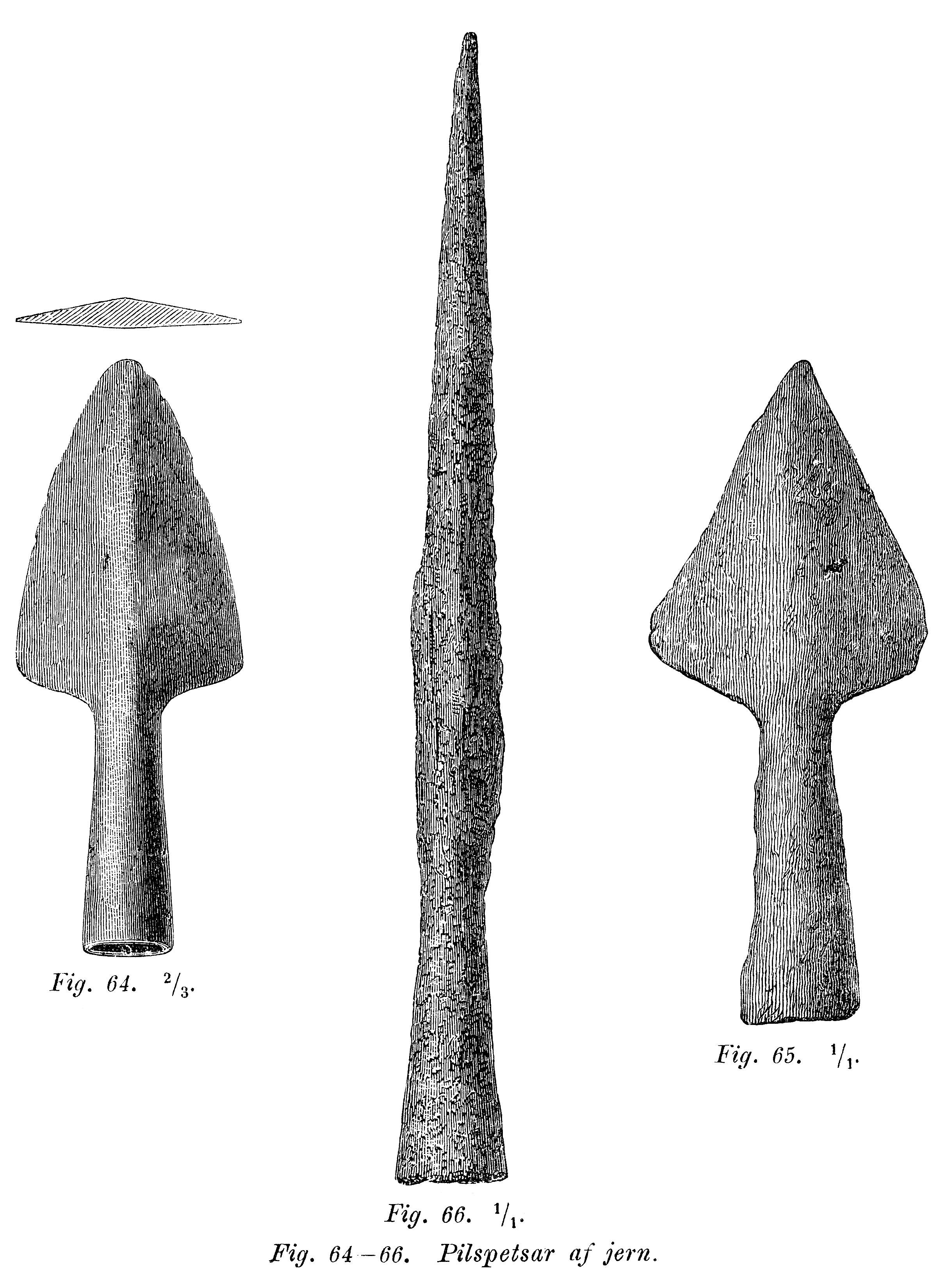 Free clipart arrow stone head.