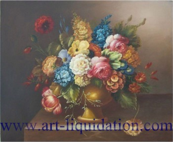 Old Style Flowers.