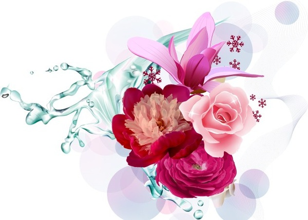 Old style flower art vector free vector download (211,618 Free.