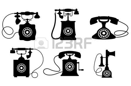 23,618 Old Telephone Cliparts, Stock Vector And Royalty Free Old.