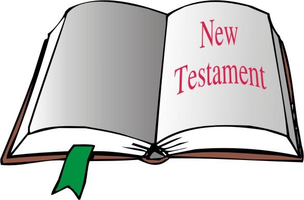 New Testament Cliparts.