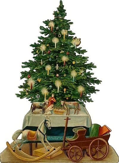 AltogetherChristmas.com: Vintage Christmas Clipart and.
