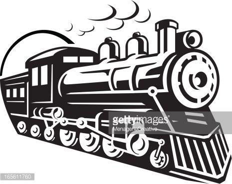 1000+ images about * Train Silhouettes, Vectors, Clipart, Svg.