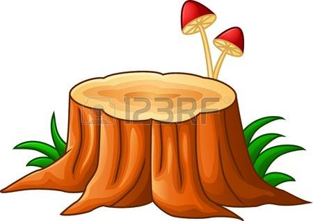 189 Old Tree Stump With Roots Cliparts, Stock Vector And Royalty.