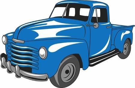 Old truck clipart 6 » Clipart Portal.