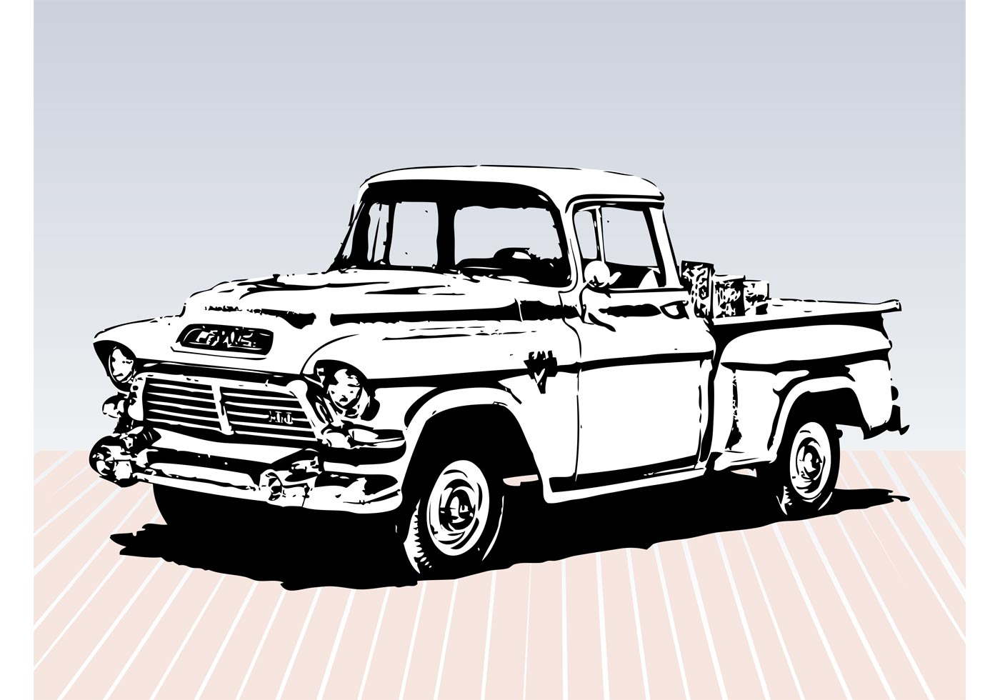 Old truck clipart 20 free Cliparts | Download images on ...