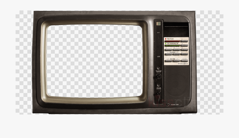 Download Old Tv Png Clipart Television Television.
