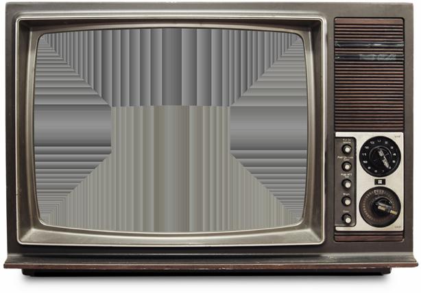 Download Old TV PNG.