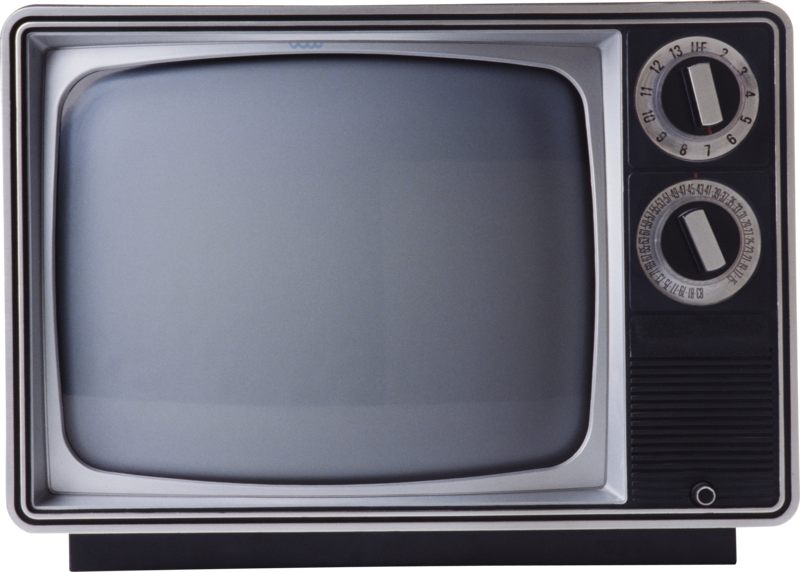 Download Free png Old TV PNG, Download PNG image with.