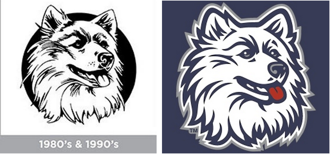 The Definitive UConn Logo Guide.