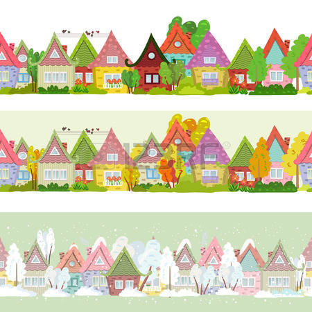 2,748 Old Village Old Home Stock Illustrations, Cliparts And.